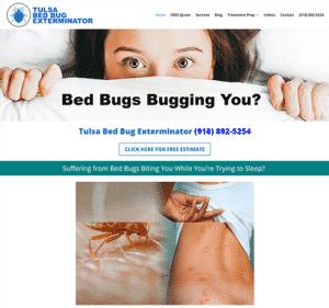 Bed Bug Exterminator Service Tulsa Oklahoma